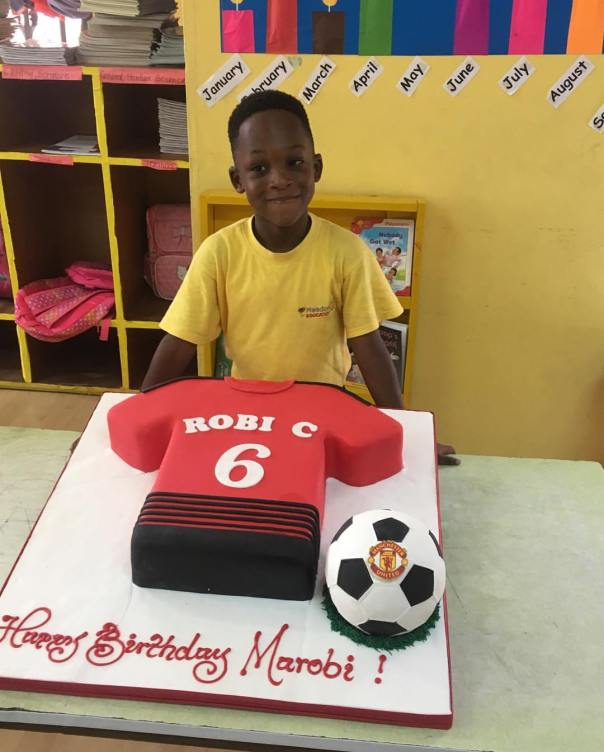 Naeto C Celebrates Son Marobichukwu Chikwe On His 6th Birthday (4)