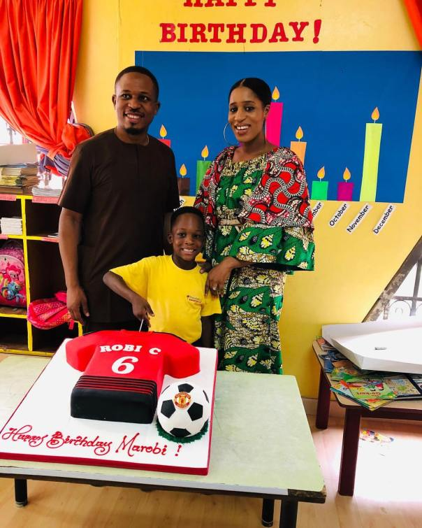 Naeto C Celebrates Son Marobichukwu Chikwe On His 6th Birthday (3)