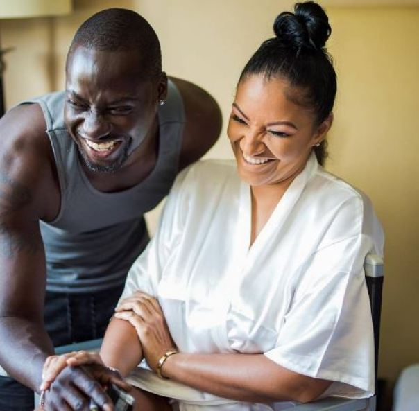 Chris Attoh's Murdered Wife Was Married To Two Men (2)