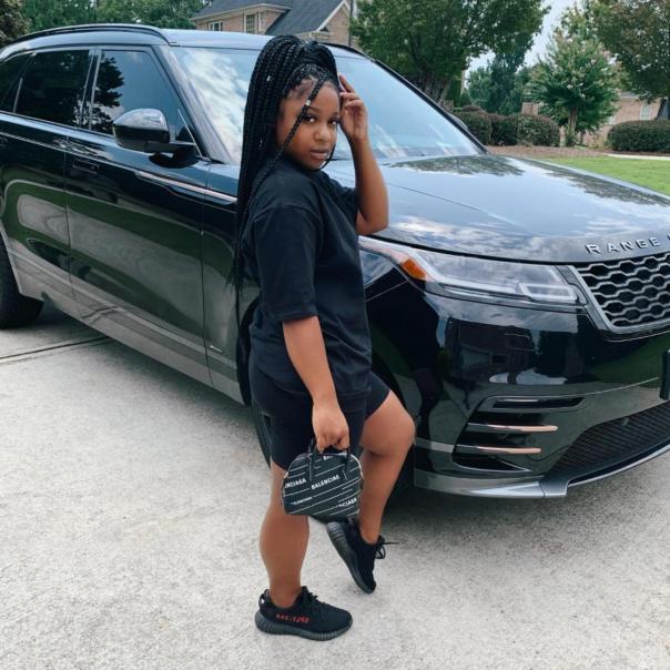 Lil Wayne's Daughter Reginae Carter Bikini Body