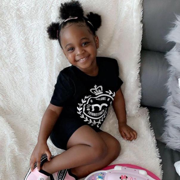 Davido's Daughter Hailey Sings 'Blow my Mind'
