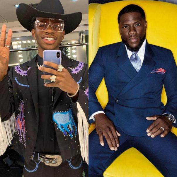 Kevin Hart Questioning Lil Nas X Decision To Come Out