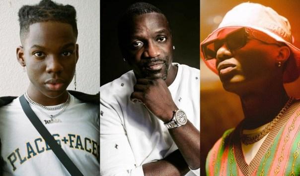 Akon Praises Rema (2)