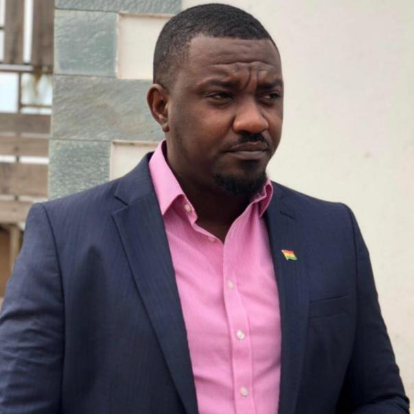 Nothing That Happens In Your Life Is By Accident John Dumelo