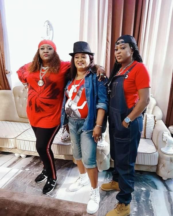Ebele Okaro And Rachael Oniga Show Off Their Swag (2)