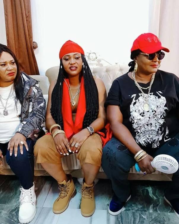 Ebele Okaro And Rachael Oniga Show Off Their Swag (3)