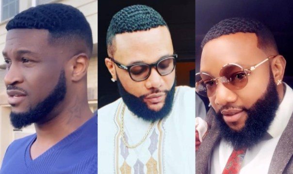 Nana Obah Says Peter Okoye Kcee E-Money Wear Wigs (2)