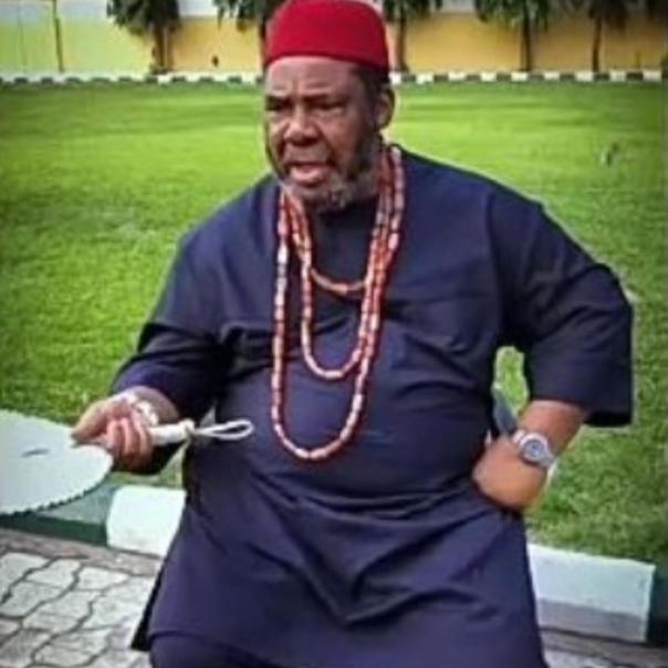 Twitter User Says Pete Edochie Is A Bad Actor