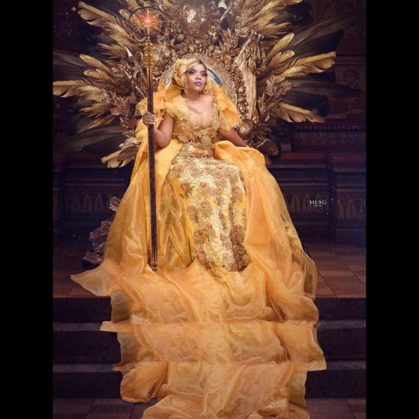 Empress Njamah Celebrates 40th Birthday (3)