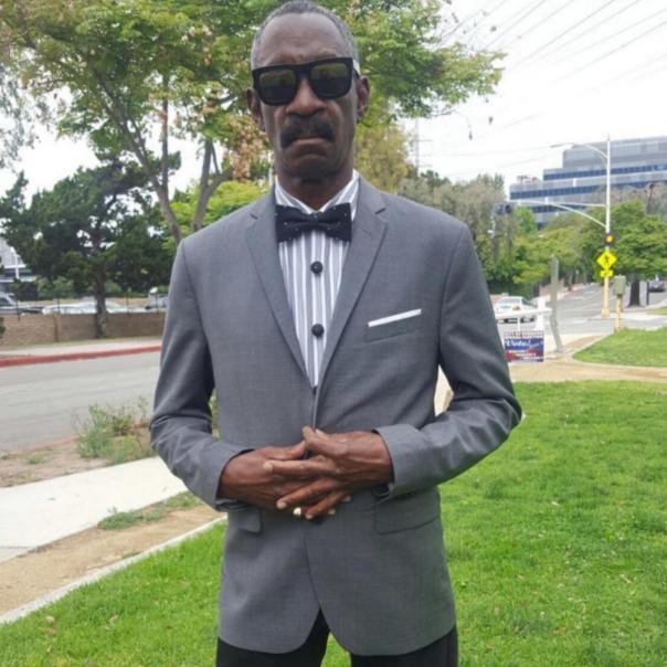 Snoop Dogg's Father Posing Alongside Jermaine Dupri And Bow Wow