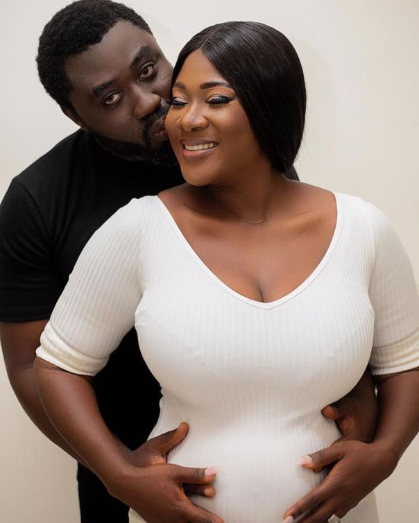 Mercy Johnson Pregnant With Baby Number 4 (2)