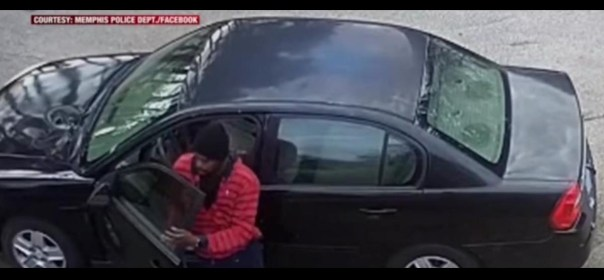 Memphis Man Strikes 74-Year-Old Woman With His Car Then Robs Her (2)