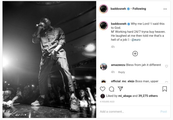 Olamide Told God He Wanted To Buy Heaven (2)
