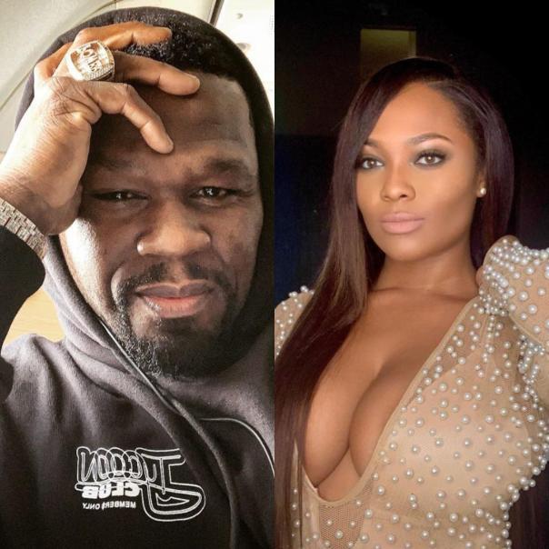 50 Cent After Teairra Mari's Paycheck