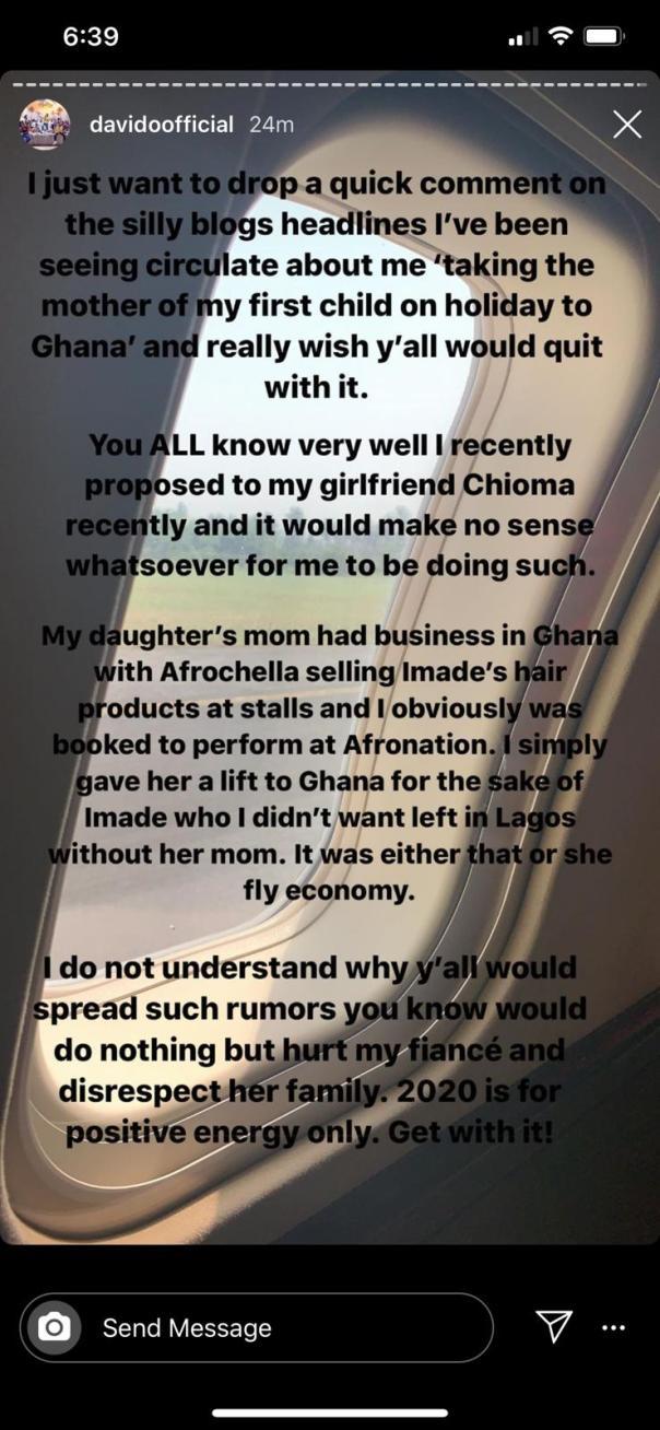 Sophia Momodu Response After Davido Says She Travels Economy (2)