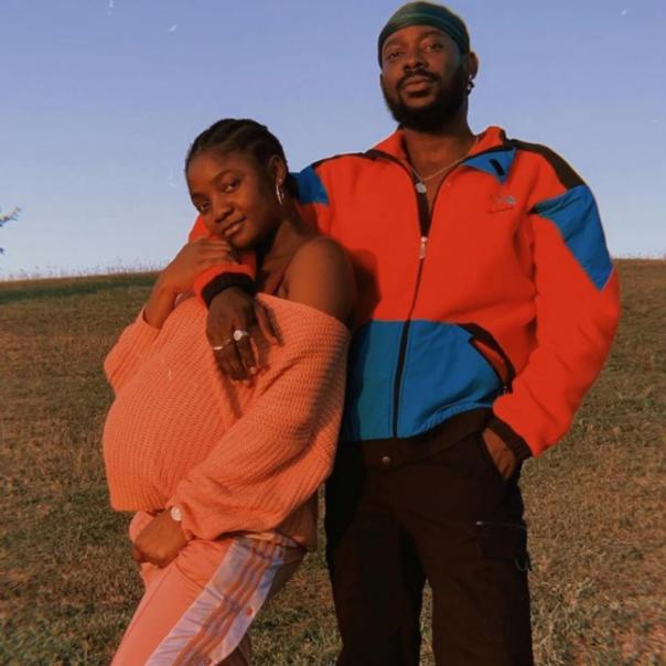 Simi Adekunle Gold Welcome Baby US