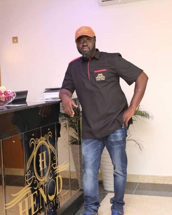 Prince Odi Okojie Prays The World Is Healed From COVID-19