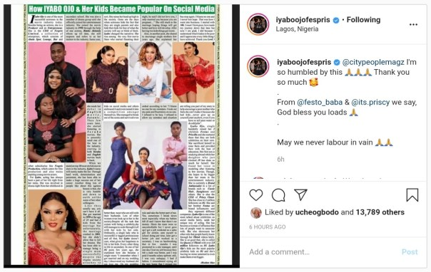 How Iyabo Ojo And Kids Became Popular On Social Actress Reacts (2)