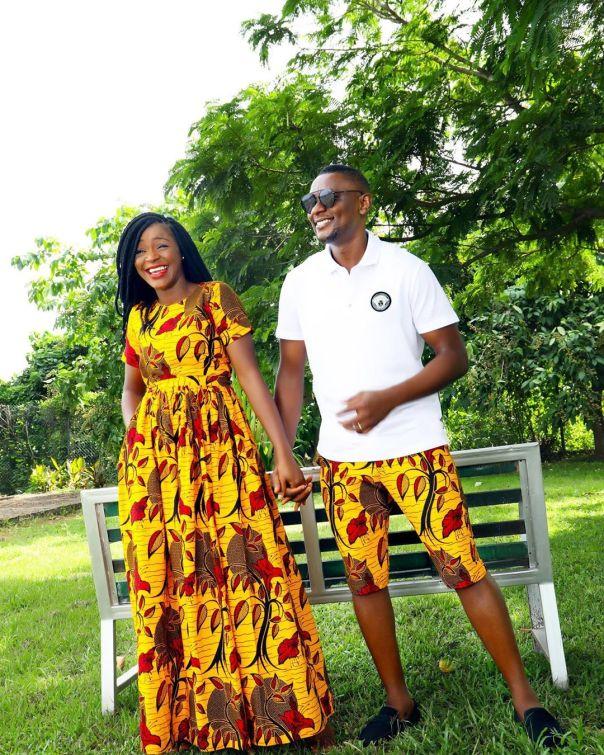 Chacha Eke Husband Austin Faani 7th Wedding Anniversary (3)