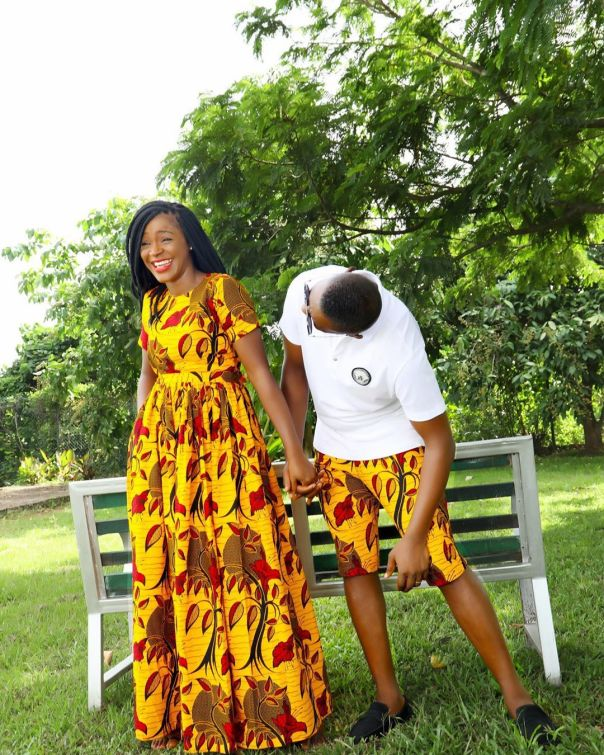 Chacha Eke Husband Austin Faani 7th Wedding Anniversary (4)