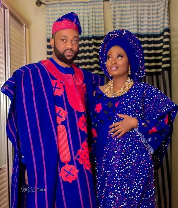 Adebimpe Oyebade And Damola Olatunji Wedding Introduction (3)