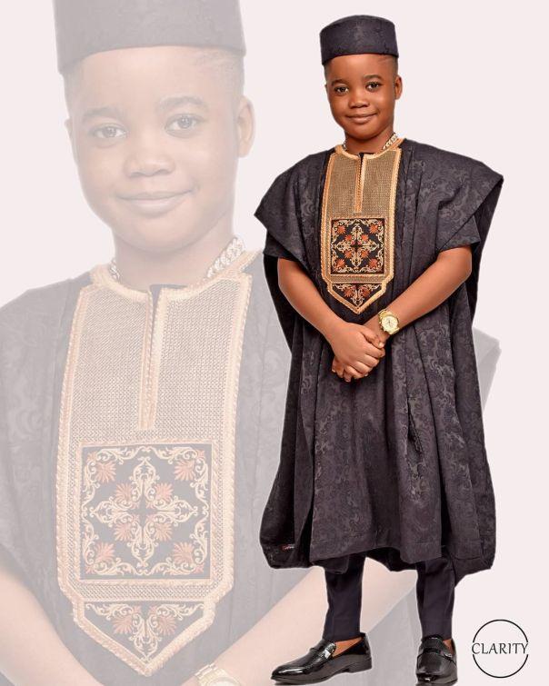 Bisola Badmus Son Malik Marshal 8th Birthday (3)