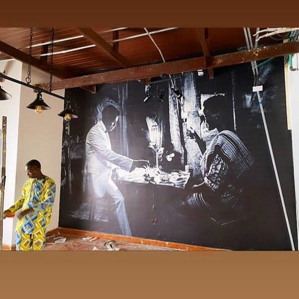 Kehinde Bankole Walls Of The KAP Hub October 1 Movie (2)