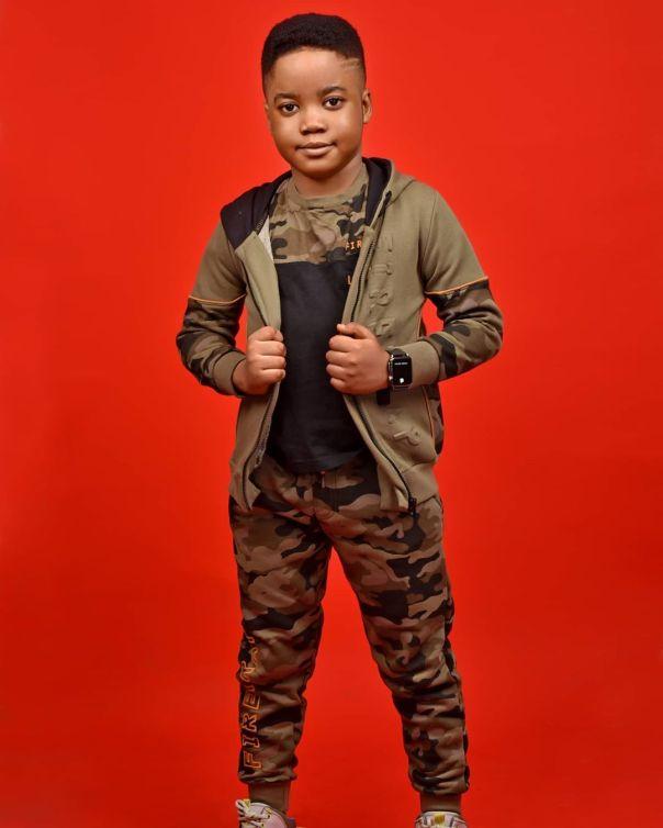 Bisola Badmus Son Malik Marshal 8th Birthday (5)