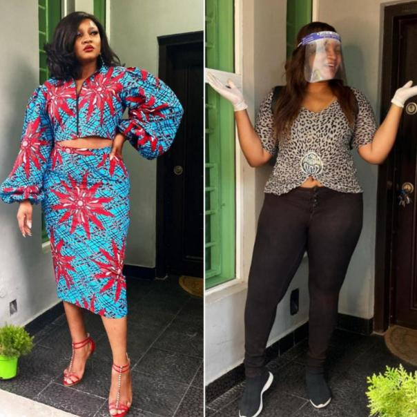How Lockdown Benefited Omotola Jalade