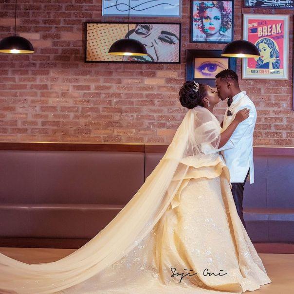 Lateef Adedimeji And Adebimpe Oyebade Wedding Photoshoot (2)