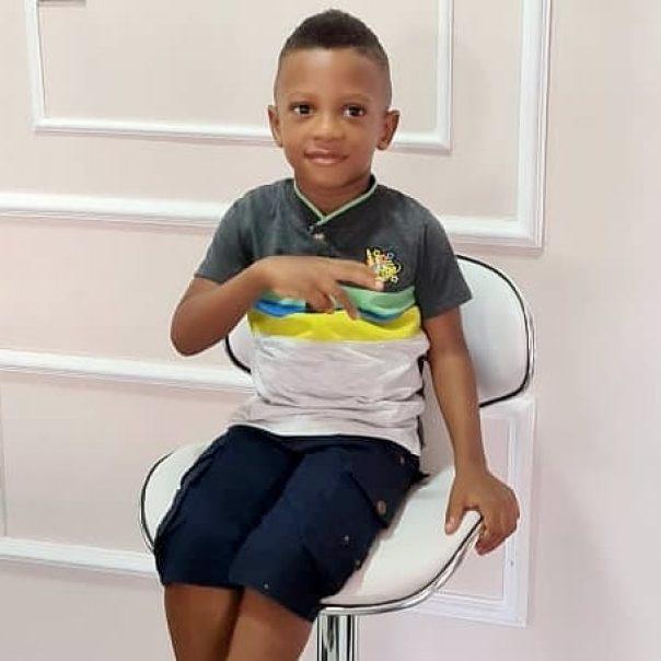 Yul Edochie Wishes His Fourth Child Zane Happy 3rd Birthday (3)