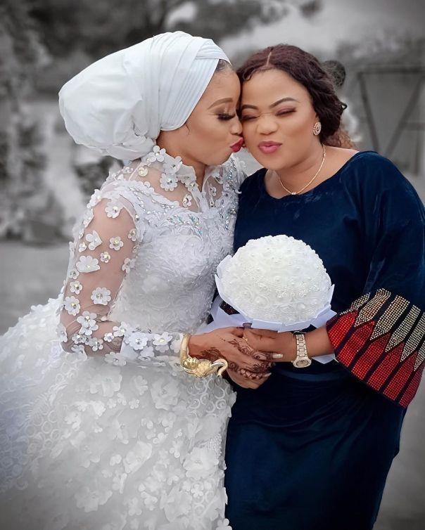 Lizzy Anjorin Traditional Wedding Ceremony Seyi Edun (2)