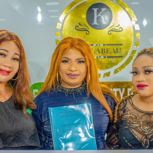 Laide Bakare Brand Ambassador Beautification Company (2)