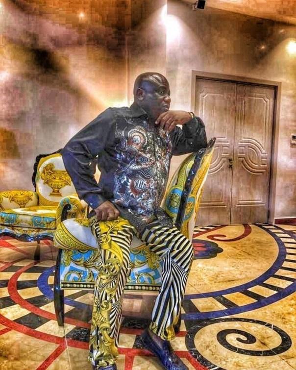 Kiddwaya's Father Terry Waya