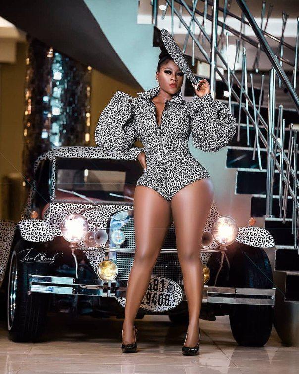 Nollywood Actress Destiny Etiko 31st Birthday