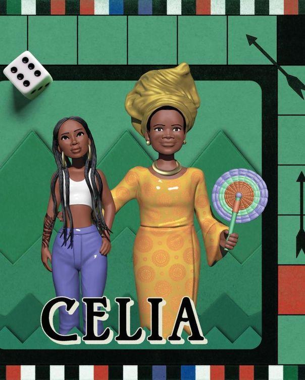 Tiwa Savage Celia Official Album Cover (2) Amebo Book