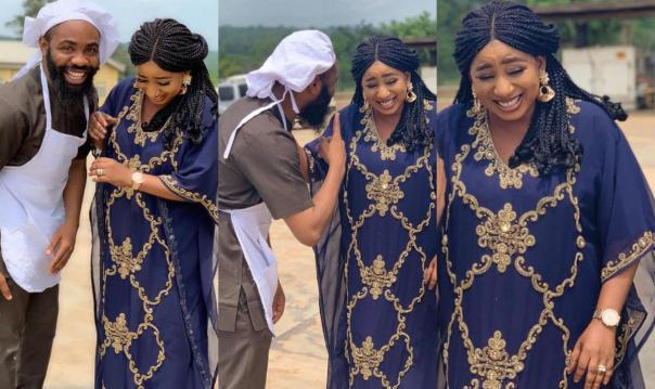 Mide Martins Fell In Love With Woli Arole First Day She Met Him - Amebo Book