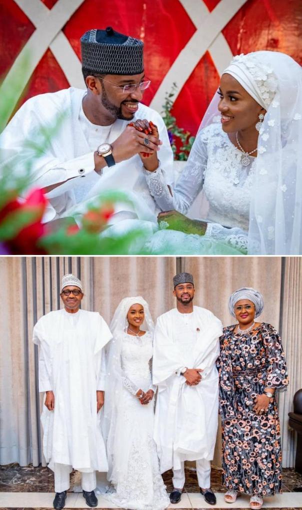 Buhari's Daughter Hanan's Wedding (4) Amebo Book