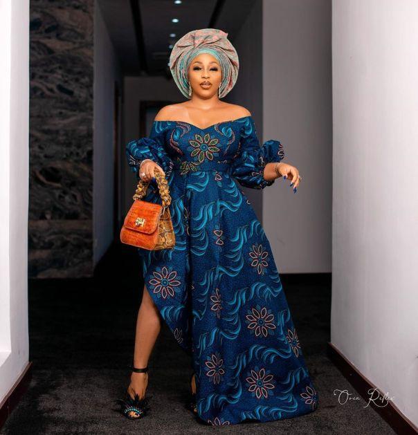 Rita Dominic Custom LDA Dress