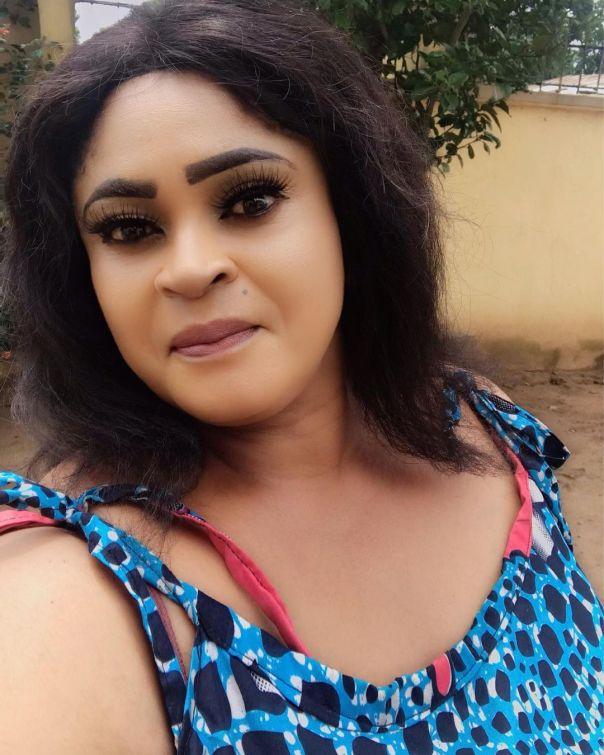 Joyce Kalu Nollywood Actress