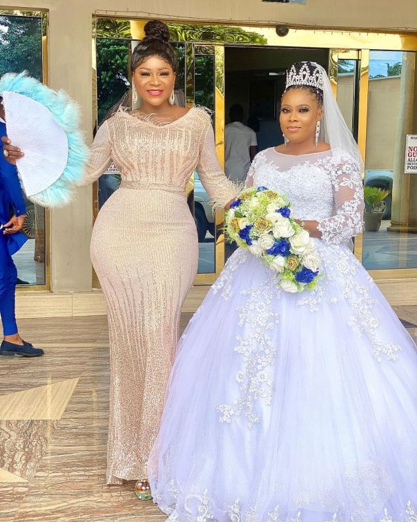 Tim Ebuka And Ifunanyachukwu yvonne Damian Wedding (3) Amebo Book