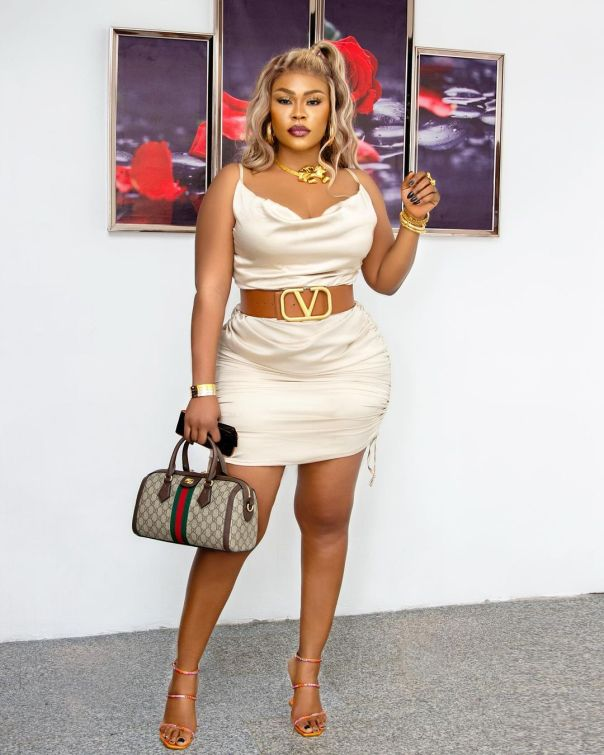 Daniella Okeke Straight Face Photo Shoot (4) Amebo Book