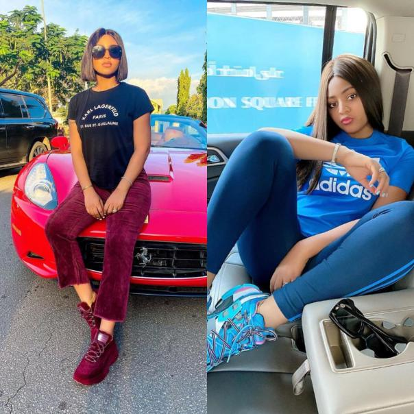 Regina Daniels Nollywood Actress