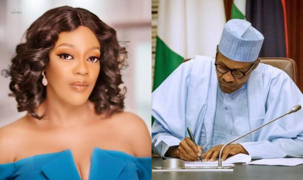 Buhari Tribute Nigeria Police Force Eve Esin Reaction