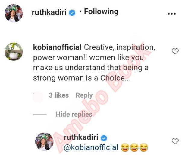Ruth Kadiri Strong Woman Is A Choice (2) Amebo Book