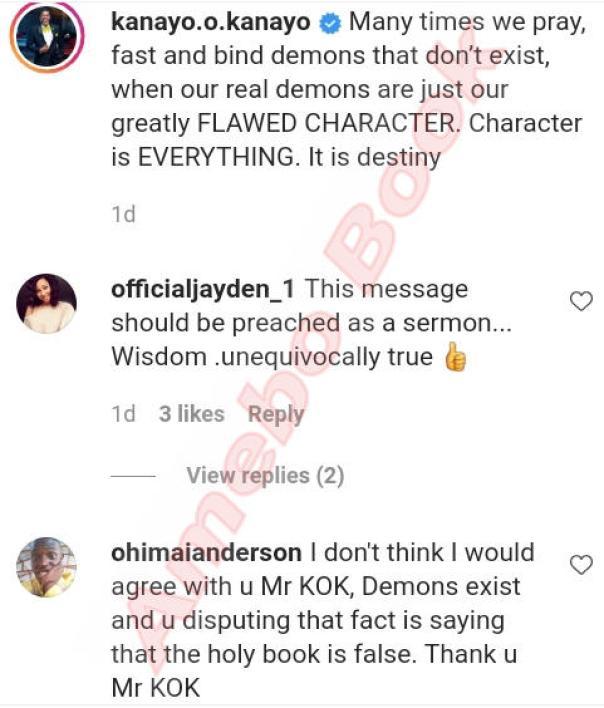 Pray Fast And Bind Demons That Don't Exist Kanayo O. Kanayo (2)