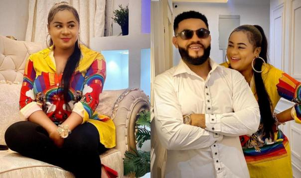 Uju Okoli And Stephen Odimgbe (Flashboy) Told By Their Colleague To Get Into A Relationship