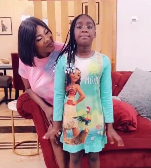 Mercy Johnson Daughter Purity The Ghost And The Tout Too (4)