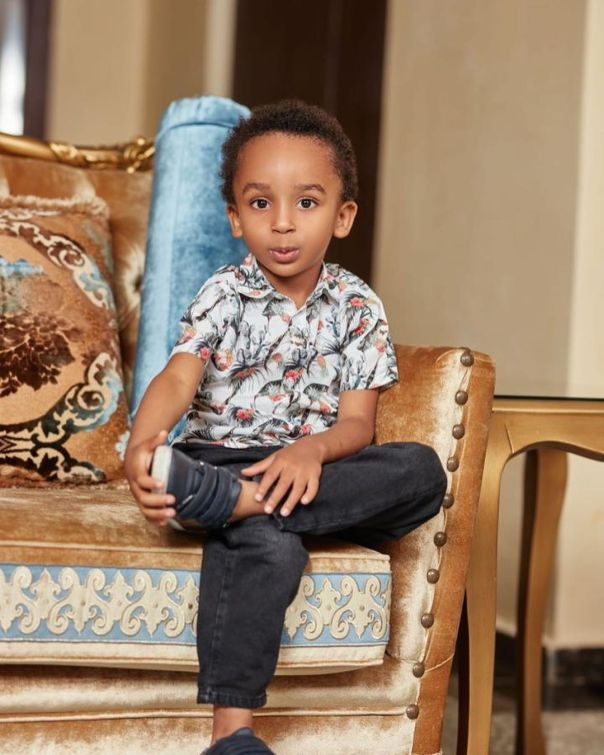 Ned Nwoko Son Sultan Birthday (6) Amebo Book