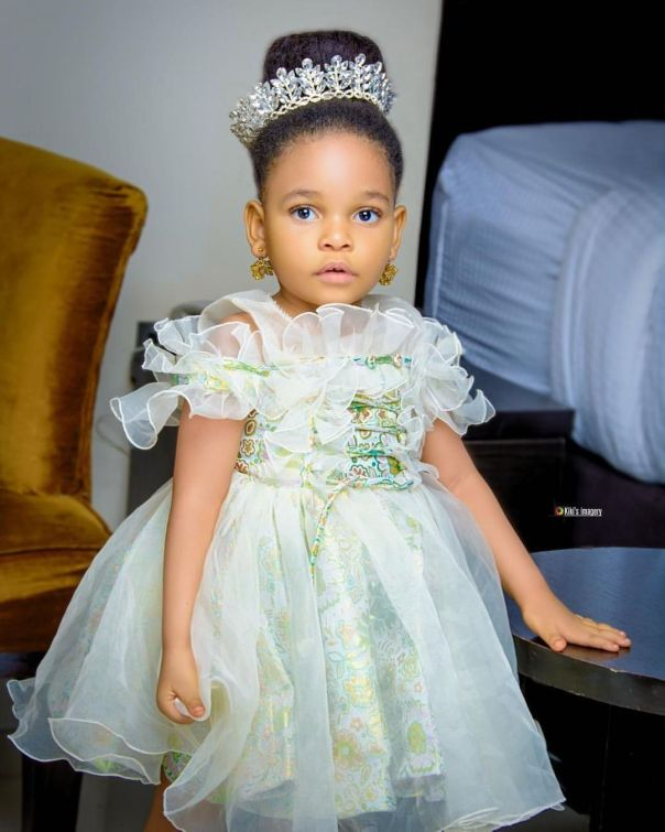 Queen Nwokoye Daughter 3rd Birthday (3) Amebo Book